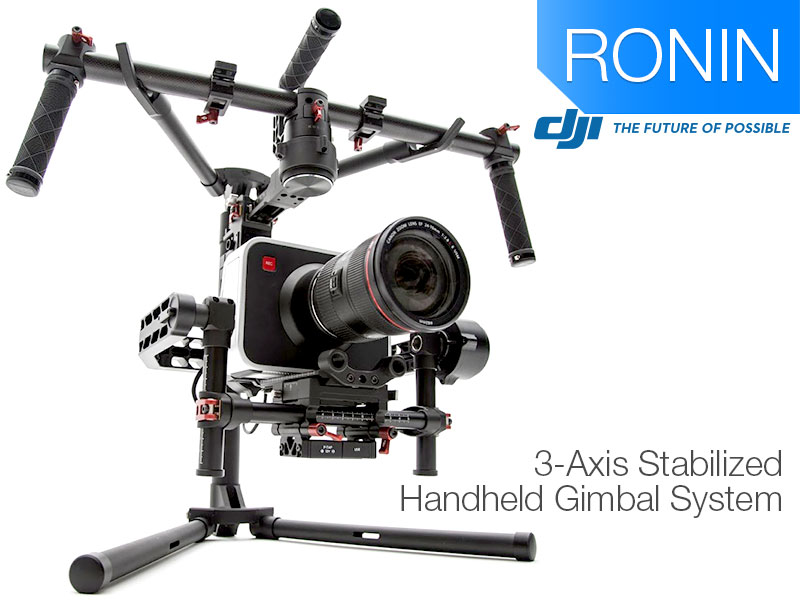 rental istanbul ronin gimbal stabilizer
